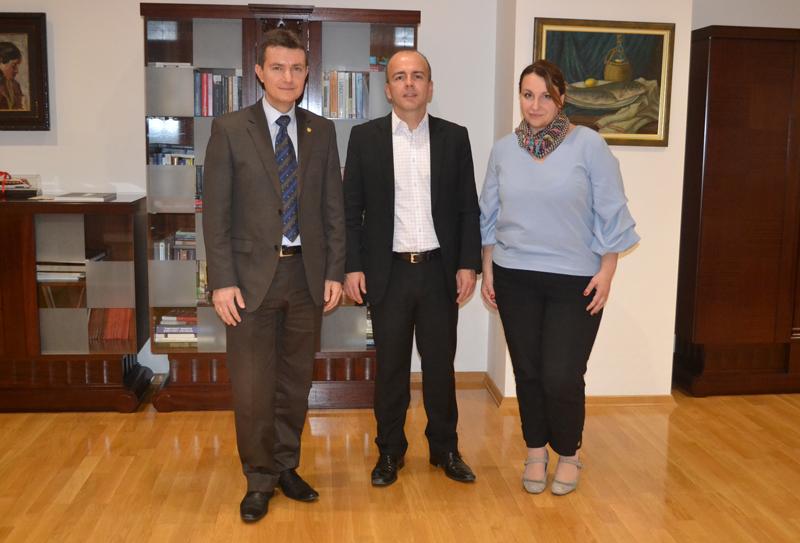 Работен состанок со Министерот за финансии на Р.Македонија 20.11.2017 година