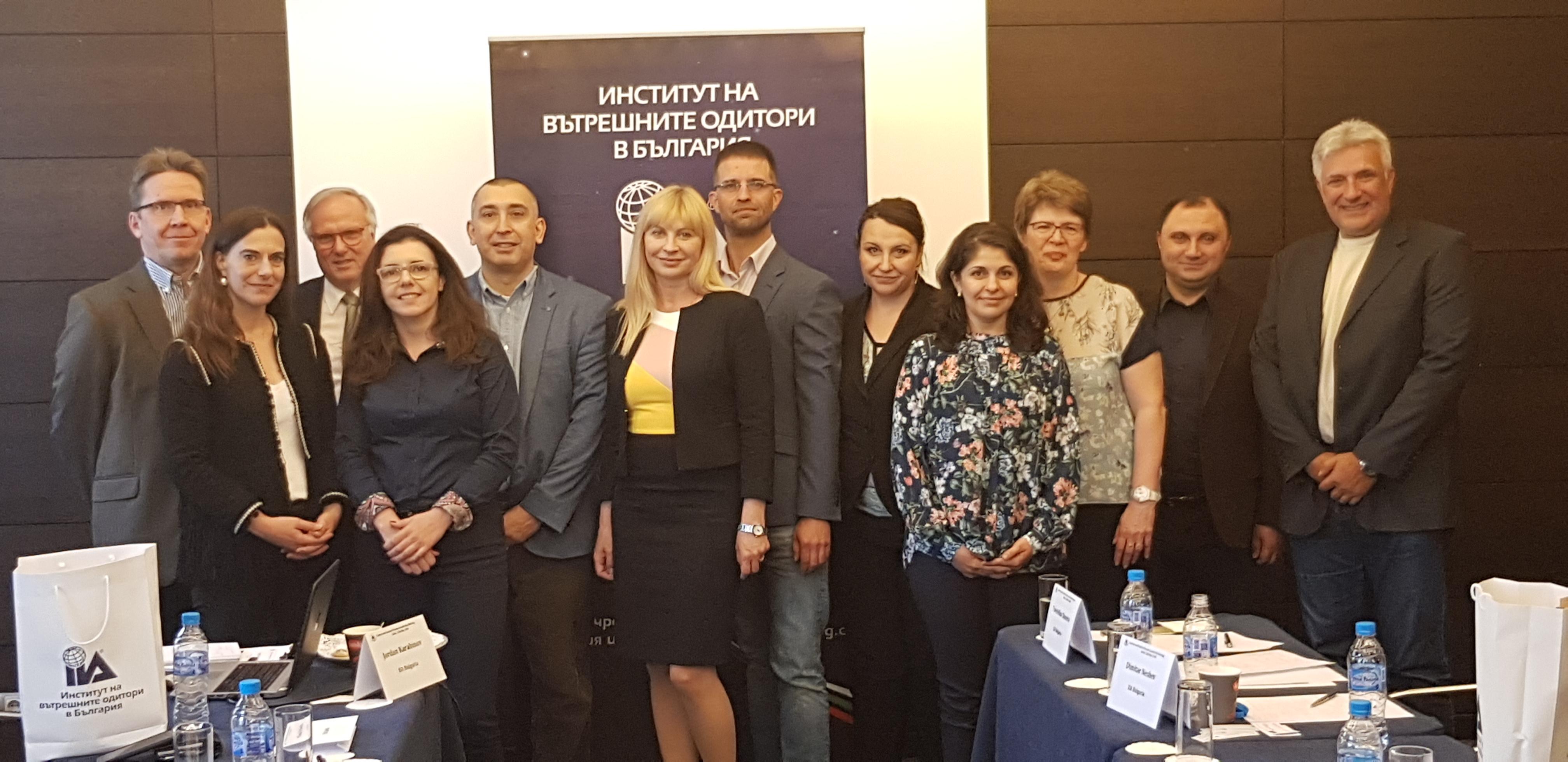 Лидерска средба на ECIIA од Југоисточна Европа- ECIIA Meeting – Sofija 2018!
