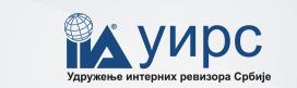 Webinar – Здружение на интерни ревизори од Србија